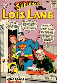 Supermans Girlfriend Lois Lane 040