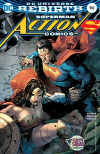 Action Comics 960