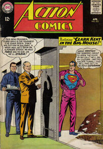 Action Comics Issue 323