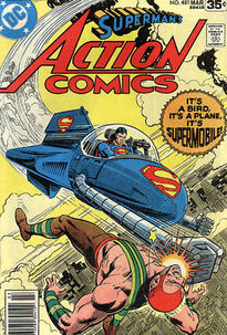 Action Comics Issue 481