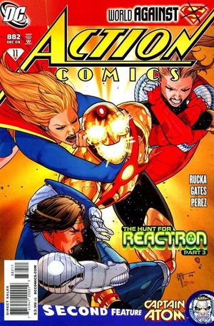 Action Comics Issue 882