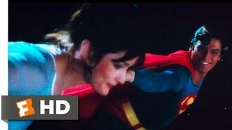 Superman (1978) - Flying with Lois Scene (5 10) Movieclips