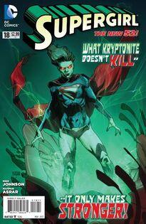 Supergirl 2011 18