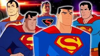 An Animated History of Superman 80 Years Of Superman DC Kids