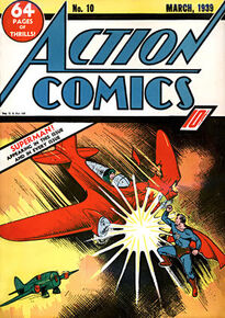 Action Comics Issue 10