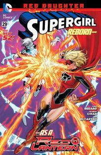 Supergirl 2011 29