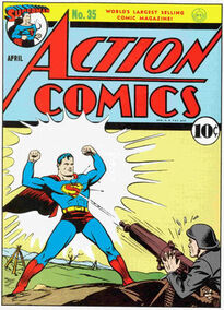 Action Comics Issue 35