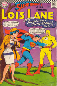 Supermans Girlfriend Lois Lane 074