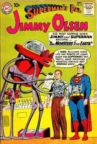 Supermans Pal Jimmy Olsen 047