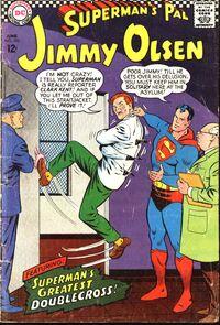 Supermans Pal Jimmy Olsen 102