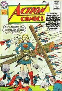 Action Comics Issue 276