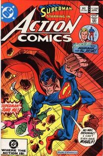 Action Comics Issue 530
