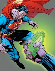 Kryptonita efecto