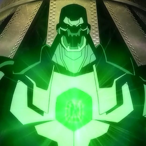 Metallo Superman Returns
