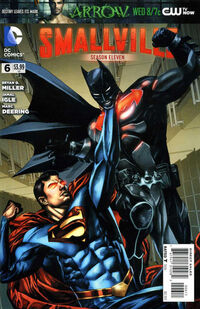 Smallville Season 11 Vol 1 6