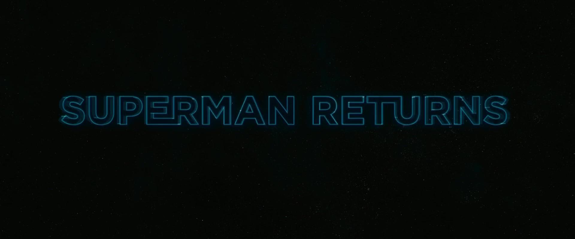 Superman Returns Superman Wiki Fandom Powered By Wikia