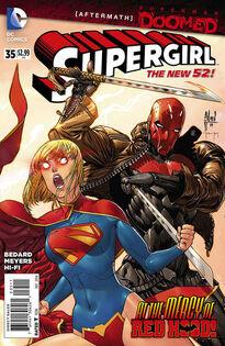Supergirl 2011 35