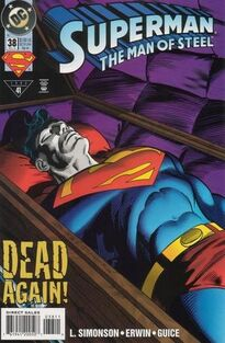 Superman Man of Steel 38
