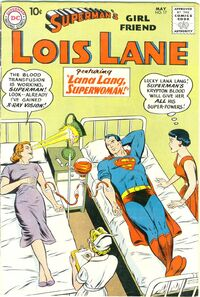 Supermans Girlfriend Lois Lane 017