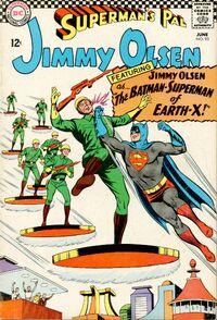 Supermans Pal Jimmy Olsen 093