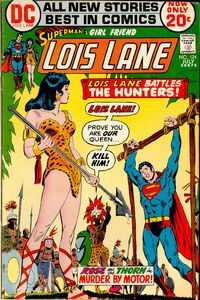 Supermans Girlfriend Lois Lane 124