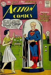 Action Comics Issue 256