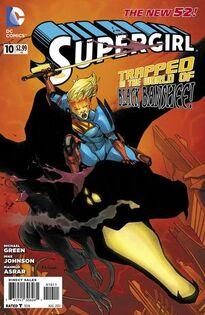 Supergirl 2011 10