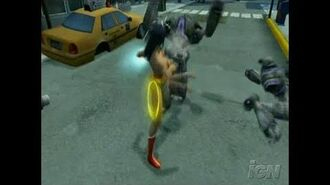 Justice League Heroes PlayStation 2 Trailer - GC 2006