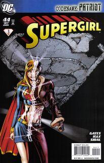 Supergirl 2005 44