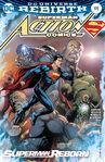 Action Comics 975 variant
