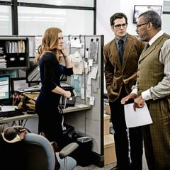 Clark, Lois y Perry