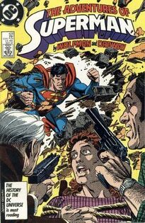 The Adventures of Superman 428