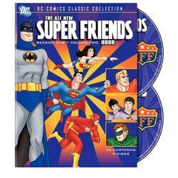 DVD - The All New Super Friends Hour - Season 1 Volume 2