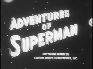 Adventures of Superman Show