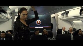 Turkish Airlines partners with Batman v Superman Dawn of Justice (Special Promo Trailer)