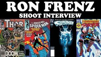 The Ron Frenz Shoot Interview (5-11-19)