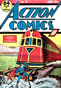 Action Comics Issue 13