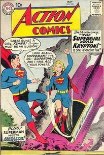 Action Comics Issue 252
