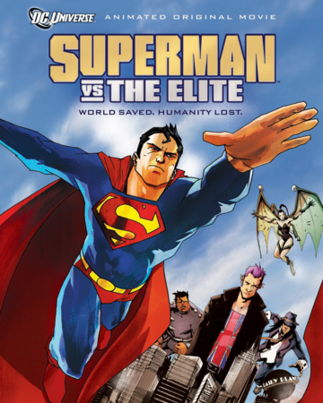 Superman vs The Elite | Wiki Superman | Fandom