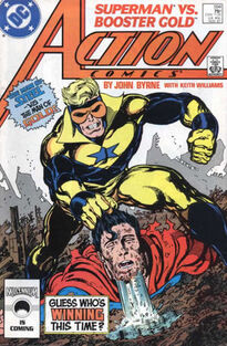 Action Comics Issue 594
