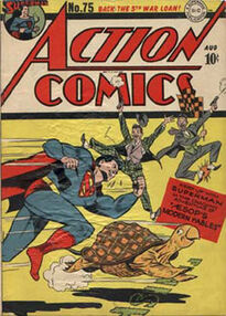 Action Comics Issue 75