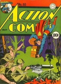 Action Comics Issue 60