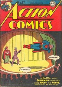 Action Comics Issue 97