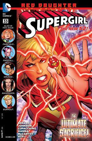 Supergirl 2011 33