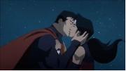 Superman besa a la Mujer Maravilla