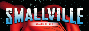 Smallville Season 11 logo