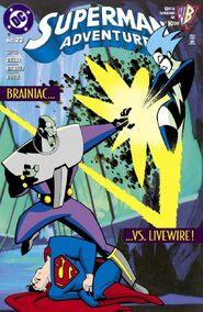 Superman Adventures 23