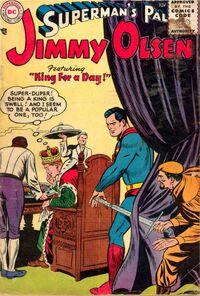 Supermans Pal Jimmy Olsen 004