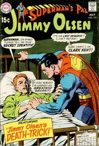 Supermans Pal Jimmy Olsen 121