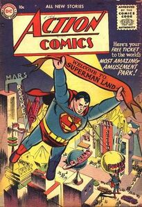 Action Comics Issue 210